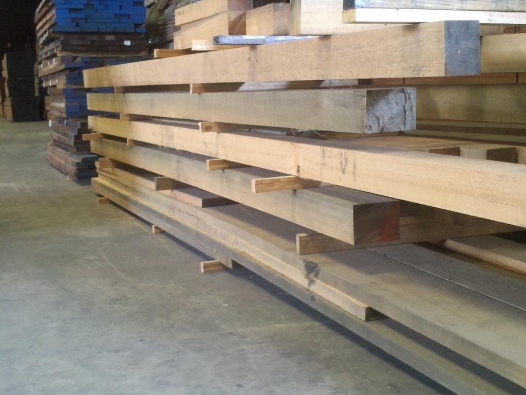 Sinker Cypress Axe Cut Logs Huge